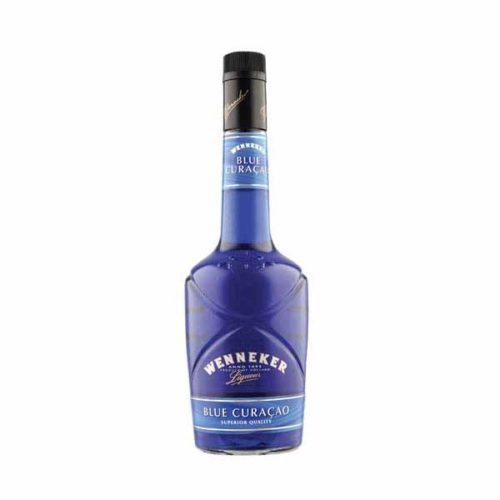 Blue Curacao - Wenneker - liquore blue curacao - Gardagel