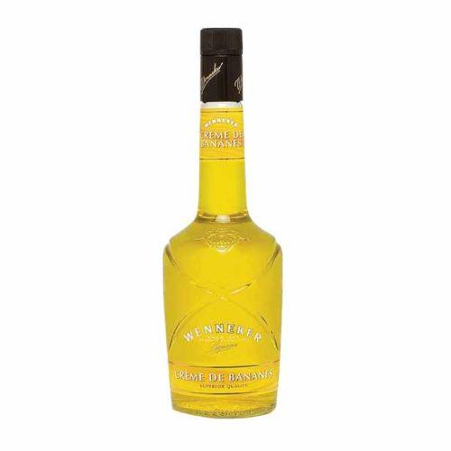 Crème de Bananes - Wenneker - liquore alla banana - Gardagel