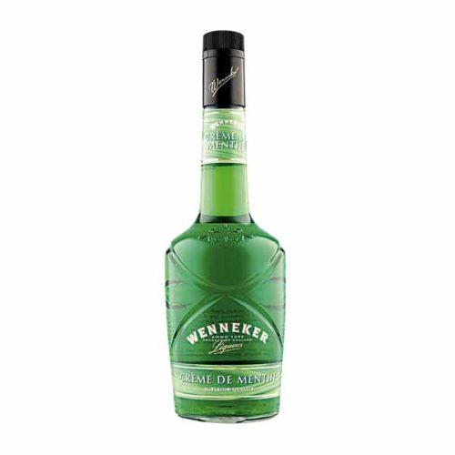 Crème de Menthe - Wenneker - liquore alla menta - Gardagel