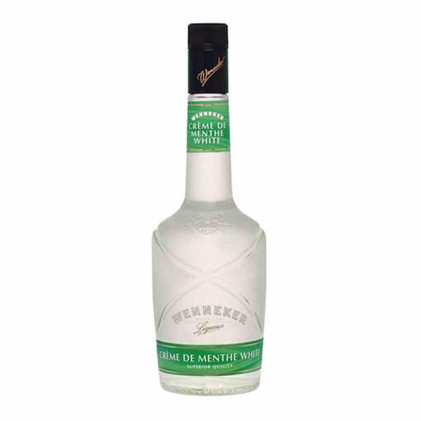 Creme de Menthe white - Wenneker - liquore alla menta bianca - Gardagel
