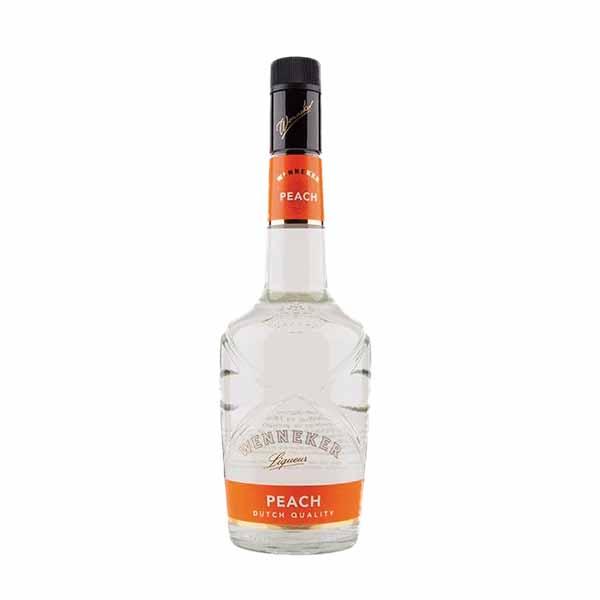 Peach Wenneker - liquore pesca - Gardagel