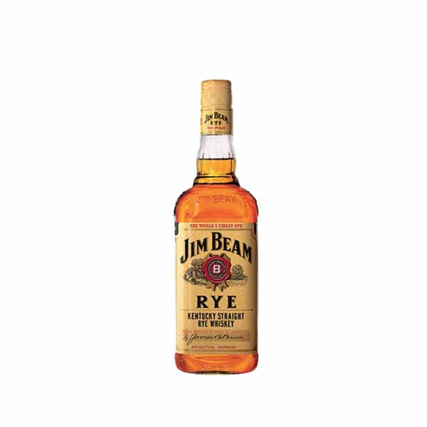 Jim Beam - Rye Whiskey - Whiskey - Gardagel