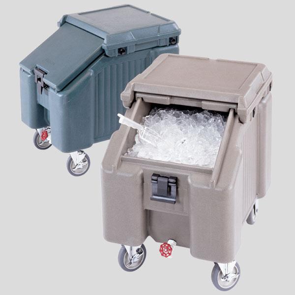 Carrello portaghiaccio - ice caddies - Gardagel
