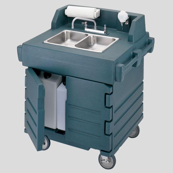 Lavandino carrellato da esterno - Hand Sink - lavandino per esterno - Gardagel