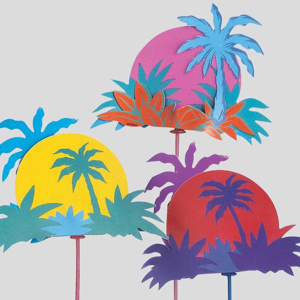 Decorazione Tropical - decorazioni per cocktail - Gardagel