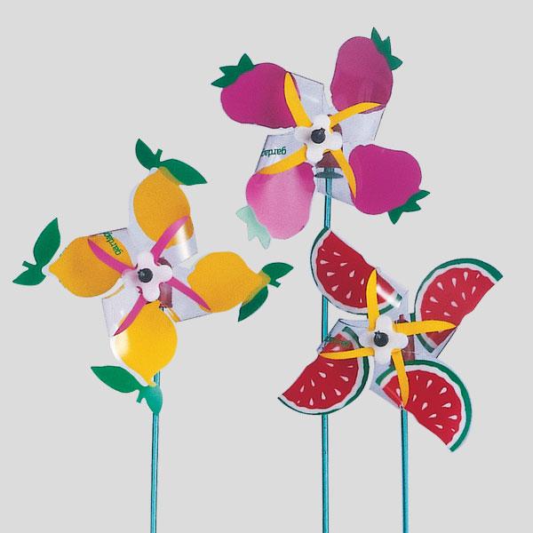 Girandola frutta - decorazione per cocktail e gelato - Gardagel