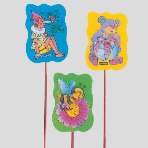 Decorazione baby mix - decorazione per bambini - decorazione per gelato - Gardagel