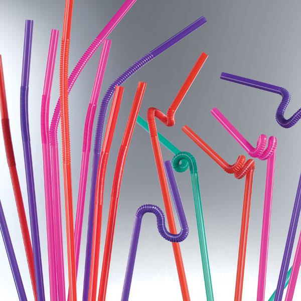 Cannuccia superflex - cannuccia colorata - Gardagel